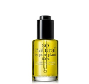 [so natural] face oil, so natural by pure plant 100%, 30ml