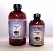 100% Grapeseed Oil Cold Pressed Naked Earth Essentials