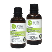 Doctor D. Schwab Weh Weh Natural Pain Relief Oil 50ml Pack of 2