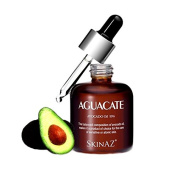 Skinaz Aguacate Avocado Oil 99.6% (30ml 1.0 fl.oz) Natural Skin Care Organic Korea Cosmetics