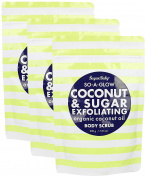 SugarBaby So A Glow Coconut and Sugar Exfoliating Body Scrub, 210ml