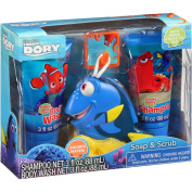 Finding Dory Soap and Scrub Gift Set