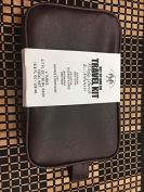 Tri-Coastal Design Men's Get Up & Go TSA TRAVEL KIT White Birch & Tobacco ~ NEW