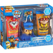 Paw Patrol Soap and Scrub Gift Set