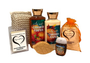 Bath & Body Works Spa Gift Baskets - Fall-Autumn-Winter Luxury Skin Care