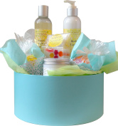 Deluxe Giftwrapped Bath and Body Spa Gift for Women