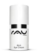RAU Rich Eye Cream 15 ml - For Dehydrated or Sensitive Skin around the Eyes by RAU Cosmetics