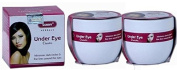 2X Baksons Under Eye Cream for Anti Ageing Eye Cream - Best Eye Treatment for Under Eye Wrinkles, Dark Circles, Puffy Eyes.