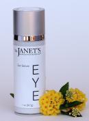 Dr. Janet's Balanced By Nature Products Eye Serum - Anti-Ageing Moisturiser, Wrinkle Relaxation, Firming – 30ml