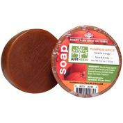 Just Neem, Pumpkin Spice Neem Soap, 120ml