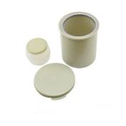 Artist portable Brush Washer Stainless Steel Portable Brush Cleaner -Plastic