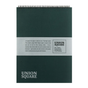 Union Square Smooth Drawing Paper Pad 36kg (50 sheets) 28cm x 36cm