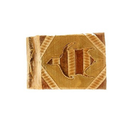 Eco Friendly Handmade Paper Photo Album Covered in Banana Leaves and other Natural Leaves, Stems and Fibres