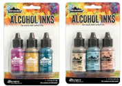 Adirondack Alcohol Ink Bundle Nature Walk Ink Set Lakeshore Ink Set
