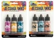 Adirondack Alcohol Ink Bundle Nature Walk Ink Set Lakeshore Ink Set