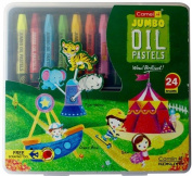 Camel Oil Pastel Jumbo - 24 Shades