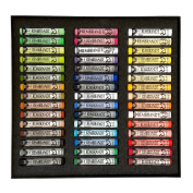 Royal Talens - Rembrandt Extra Fine Soft Pastel - Professional Artist Quality - General Selection of 110cm Wooden Box