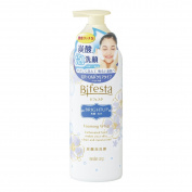 Bifesta Carbonate bubble cleansing 180g (Bright up type) -- .  With tracking number!!--