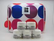 Lisa Perry MakeUp Bag + Ultra Facial Cream 7ml x 5=35ml