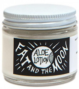 Fat and The Moon - All Natural / Organic Aloe Face + Body Lotion