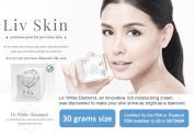 Liv White Diamond skin care cream serum Best face whitening anti ageing products 30 grammes