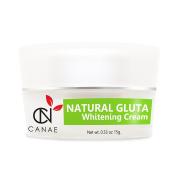 CANAE NATURAL GLUTA Glutathione Skin Whitening & Lightening for Face Suitable for Sensitive Skin, Dark Spot Remover and Moisturiser Facial Cream