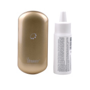 DH New iBeauty Handy Nano Mist Portable Skin Care Beauty Face Moisture Golden Colour