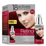 18Actives Retinol Anti-Ageing Night Cream