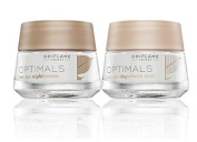 Set Of Oriflame Optimals Even Out Day Cream SPF20 & Night Cream ( 50Ml each) shipping by DHL
