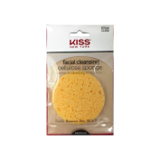 Kiss Facial Cleansing Cellulose Sponge #CLE02