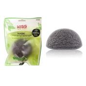 Kiss Konjac Gentle Cleansing Sponge Exfoliant