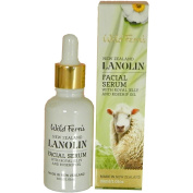 Wild Ferns Lanolin Facial Serum with Royal Jelly and Rosehip Oil