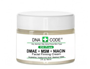 OIL FREE-MAGIC DMAE+MSM+NIACIN Firming Cream, 100% Pure Hyaluronic Acid, Argireline, Matrixyl 3000