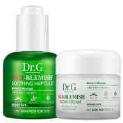 Red-Blemish Clear Cream(70ml) + Red-Blemish Soothing Ampoule