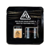 NEOGEN CODE 9 GOLD BLACK CAVIAR ESSENCE & GOLD TOX FACIAL SKINCARE TIGHTENING PACK