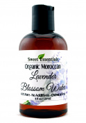 Organic Lavender Blossom Water 120ml | Imported From France | Premium Face Toner | Chemical Free | Gentle | Calming | 100% Natural | Perfect for Reviving, Hydrating and Rejuvenating Your Face and Neck