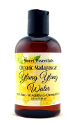 Organic Ylang Ylang Water | 120ml | Imported From Madagascar | Premium Face Toner | Chemical Free | Gentle | Calming | 100% Natural | Perfect for Reviving, Hydrating and Rejuvenating Your Face and Neck