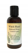 Witch Hazel Hydrosol Water With Leucidal, Toner & Serum Additive, 120ml