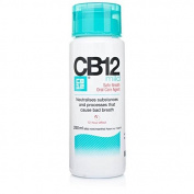 Cb12 Mild Mint-menthol Mouthwash - 250ml Ship Wordwide