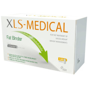 XLS Medical Fat Binder Capta Grasas Captador Gorduras 60 Tabs Ship Wordwide