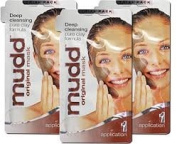 Mudd Original Mask Deep Cleansing Pure Clay Formula 10ml - 12 Packets