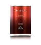 Chaleur Self-Heating Facial Treatment Mask - 4 Pack