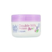 Babi Mild Double Milk Protein Plus Cream Body 50g.