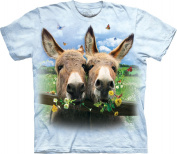 The Mountain Kids Donkey Daisy T-Shirt