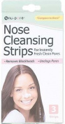 Nose Cleaning Strips -3 Ct [6 Pieces] - Product Description - Nu-Pore Nose Cleaning Strips Instantly Remove Blackheads And Unclog Pores. Quantity