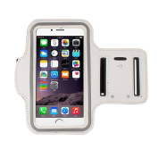 iPhone 7 Plus Case, Yoyorule Armband Gym Running Sport Arm Band Cover Case for iPhone 7 Plus 14cm
