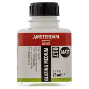 Amsterdam Glazing Medium Matt - 75ml