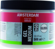 Amsterdam Gel Medium - Gloss - 500ml