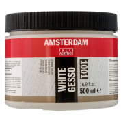 Amsterdam Grounds - Gesso - White - 500ml