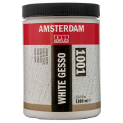 Amsterdam Grounds - Gesso - White - 1000ml